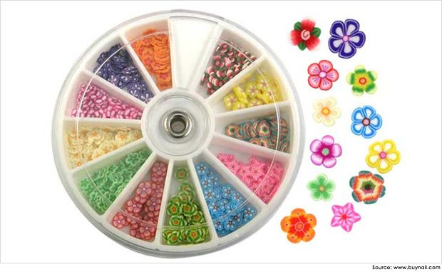Fun-Fimo-Nail-Art-fimo-flowers