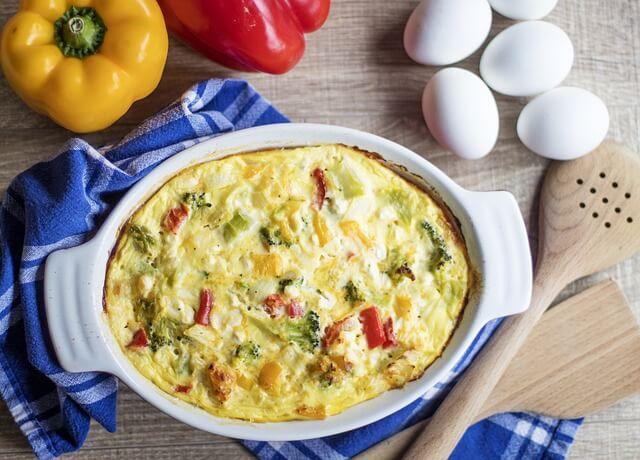 sausage-cheese-breakfast-casserole