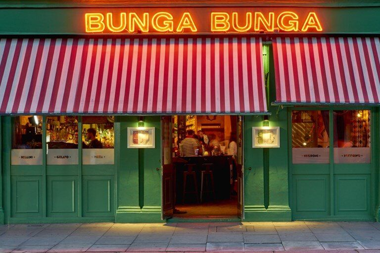 bunga-bunga-london