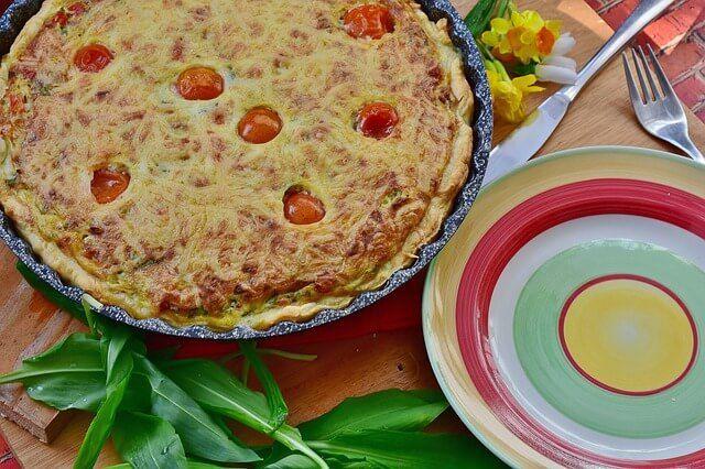 vegetarian-quiche