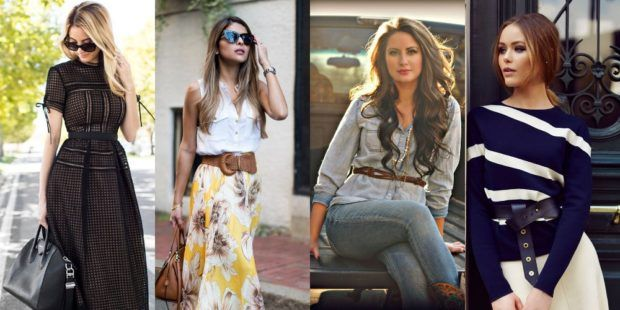 5 Stylish Belts to Accessorize your Wardrobe Funky Colour