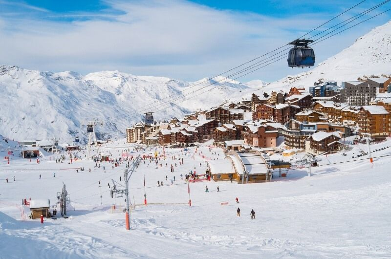 experience at val thorens