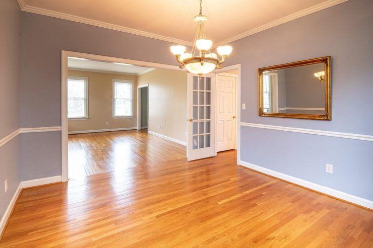 invest in wooden flooring