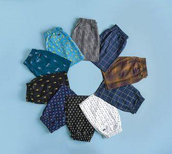 range of stylish men's innerwear