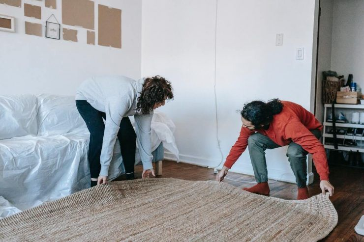 floors with carpets