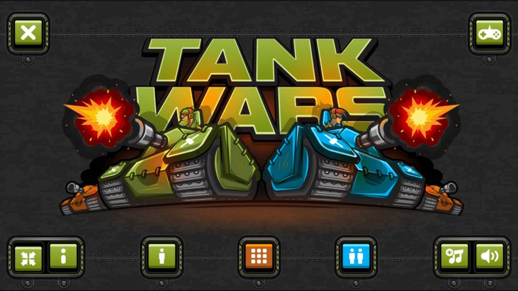 tank wars free video games